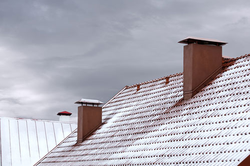roofing installation during winter
